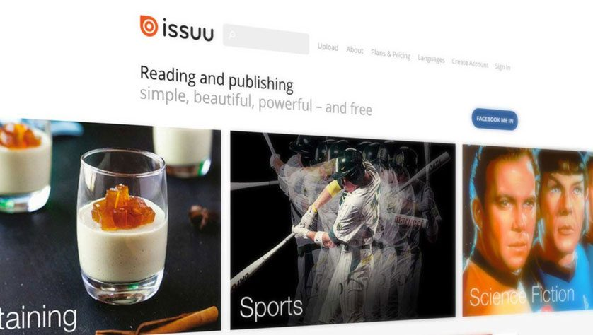 issuu-review