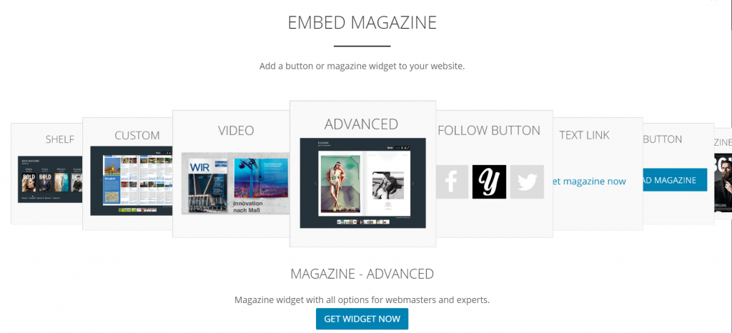 embed-options